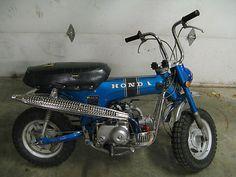 Honda Mini-Bike
