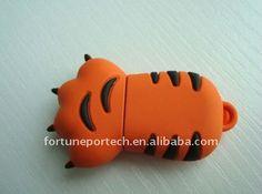 tiger paw/claw usb sticks animal usb
