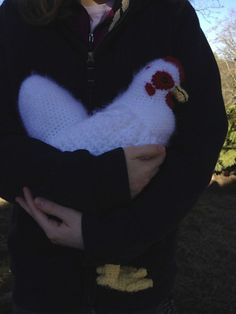 "It's finally here! I first posted about Hildegard, the Ultimate Crochet Chicken, at the end of January "">(click here to see the post)… Wow, it has been a while! I did promise t…"