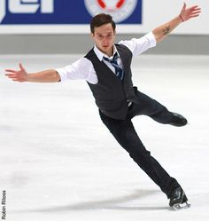 Alexei Bychenko is a Ukrainian-Israeli figure skater who formerly skated for his birth country of Ukraine.