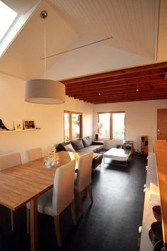 modern living room by Studio Zerbey