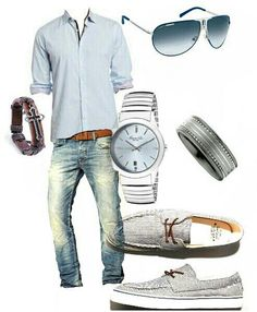 summer looks for men