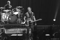 Bruce Springsteen, 2016 Paris