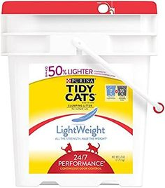 Purina Tidy Cats 247 Performance Cat Litter 1 17 lb Pail -- You can find out more details at the affiliate link of the image. Tidy Cat Litter, Cat Litter Pan, Best Cat Litter, Tidy Cats, Cool Cat Trees, Cool Cats, Cat Litter Brands, Cat Tree Plans, Cat Supplies