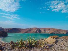 Playa Balandra, La Paz, BCS Pic from https://www.facebook.com/LPZMX