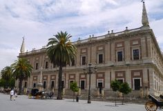 UNESCO Site General Archive Of The Indies, Seville