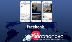 Facebook' ta planlı canlı yayın özelliği haberler