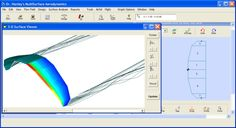 MultiSurface Aerodynamics: Wing Analysis and Design Software
