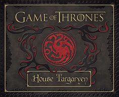 Game of Thrones: House Targaryen Deluxe Stationery Set (Insights Deluxe Stationery Sets)