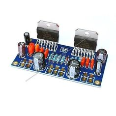 TDA7293 x2 Dual Parallel 170W Mono Audio Power Amplifier AMP Board Diy Kits | Amplifier Parts & Components | TV & Home Audio Parts - Zeppy.io