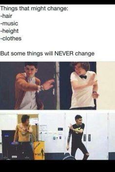 I hope somethings never change!