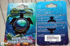 Turtle Trek Annual Passholder Pin