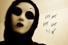 The Masked Man from the amazing Marble Hornets web series.