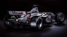 McLaren MP4/13 Mika Hakkinen by nancorocks.deviantart.com on @DeviantArt