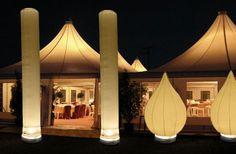 Ambientacion Temática Marroquí Columnas Lotus . Recorda todo solamente lo podes alquilar para Soñar tu Noche Mágica!