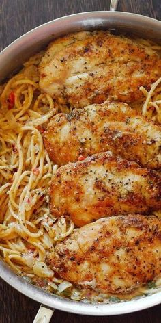 Chicken Breasts with