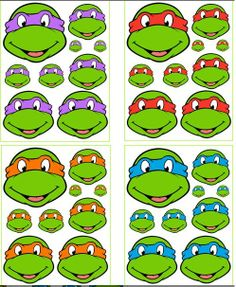 photo about Ninja Turtle Printable named 163 Least difficult Ninja Turtle Printables photographs inside 2014 Ninja