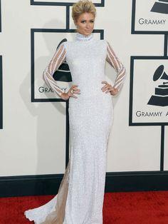 Pics! The 2014 Grammy Awards Red Carpet                              …