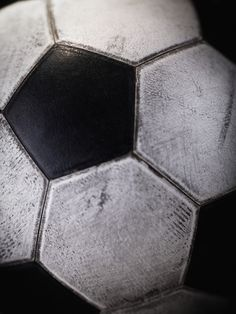 Soccer Ball Photographic Print by Randy Faris at Art.com