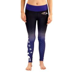 Women's Baltimore Ravens Black Reign Plaid Thong