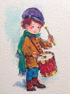 holiday: Little Drummer Boy on Pinterest | Drummers, Boys and ...
