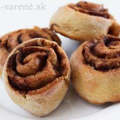 Buchty na pare ako od babičky | Pečené-varené.sk Cheesecake, Muffin, Cookies, Vegetables, Breakfast, Food, Basket, Backen, Biscuits