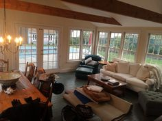 Sunroom, Back Porches, Tanning Bed
