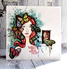 Jiwon Crafts Blog: Sharon scrapbook