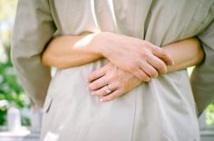 Read More: http://www.stylemepretty.com/2014/08/01/sunny-seaside-engagement-session-wiup/