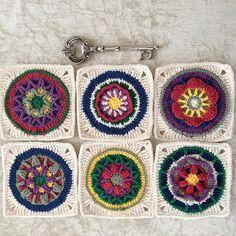 nesimerciger #crochet sun CAL
