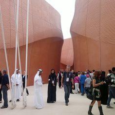 Scatto d'Arabia, Expo2015 Milano