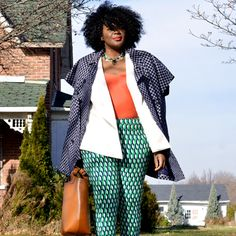 Get your print on: Find the right patterned pants to flatter your figure