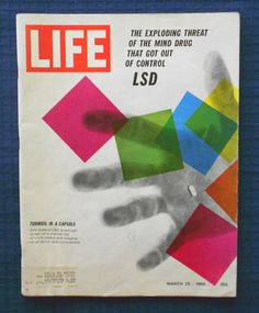 Life Magazine, March 25, 1966. I loved so much of the 60's culture; it's amazing we all came out okay!