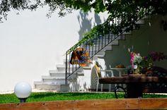 Hotel Mare Blu Parga garden view