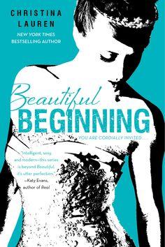 Portada Revelada: Beautiful Beginning de Christina Lauren
