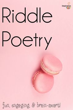 riddles with kids - a fun way to engage with poetry