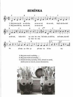 Kids Songs, Primary School, Music Notes, Sheet Music, Kindergarten, Classroom, Jar, Education, Carnavals