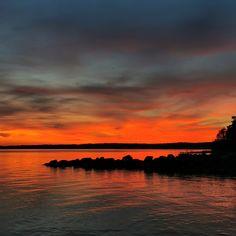 Islands, Celestial, Sunset, Outdoor, Outdoors, Island, Sunsets, Outdoor Games, Outdoor Living