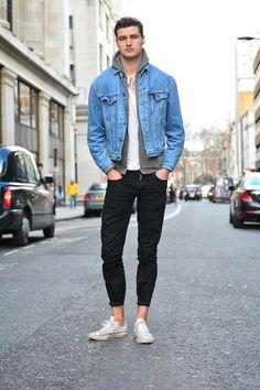 Men's Spring Summer Street Style.
