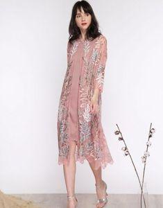 Dress Boho Prom Fashion 46 Ideas For 2019 Dresses For Teens, Trendy Dresses, Nice Dresses, Fashion Dresses, Formal Dresses, Boho Fashion, Fashion Design, Dress Brokat, Kebaya Dress