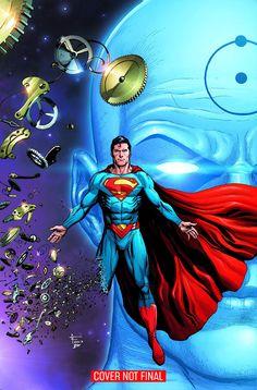 EBook Doomsday Clock Part 2 Author Geoff Johns and Gary Frank General Zod, Vigan, Dawn Of Justice, Smallville, Pdf Book, Aquaman, Doctor Strange, Batman, Geeks