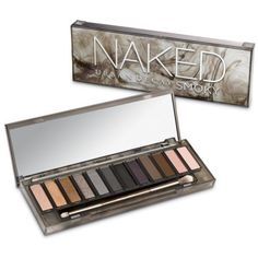 Urban Decay Naked Smoky Palette Naked Smoky Palette ($54) ❤ liked on Polyvore featuring beauty products, makeup, eye makeup, eyeshadow, naked smoky palette, urban decay, urban decay eye shadow, urban decay eye makeup, palette eyeshadow and urban decay eyeshadow