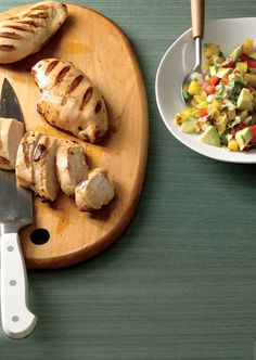 Low calorie chicken dinners