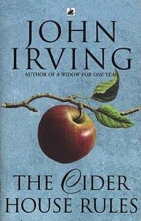 The cider house rules, this made me cry. It's amazing.