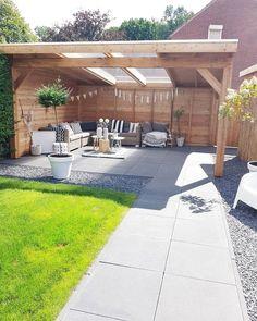✔48 Best Small Yard Landscaping & Flower Garden Design Ideas #SmallYardLandscaping     #FlowerGardenDesign
