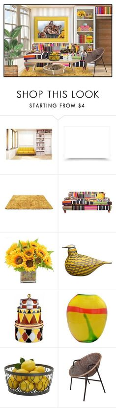 """""""Sin título #1077"""" by yblacasa on Polyvore featuring interior, interiors, interior design, hogar, home decor, interior decorating, Olsson, Conran, Frontgate y iittala"""
