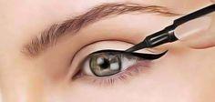 DIY / Fabriquer un eye-liner naturel non toxique