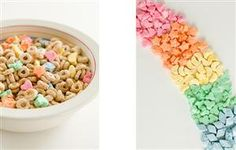 Homemade Lucky Charms Marshmallows