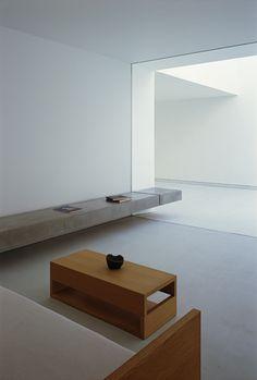♂ A modern-minimalist design home - takuro yamamoto architects: white cave house