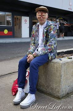 Sydney Street Style | Mercedes-Benz Fashion Week Australia 2013 - http://streetlief.com/streetlief/photography/sydney-street-style-mercedes-benz-fashion-week-australia-2013-11/